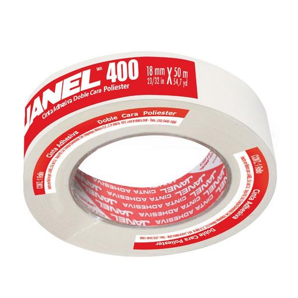 Cinta doble cara janel 18x50 etiquetas adhesivas cintas - Cinta doble cara ...
